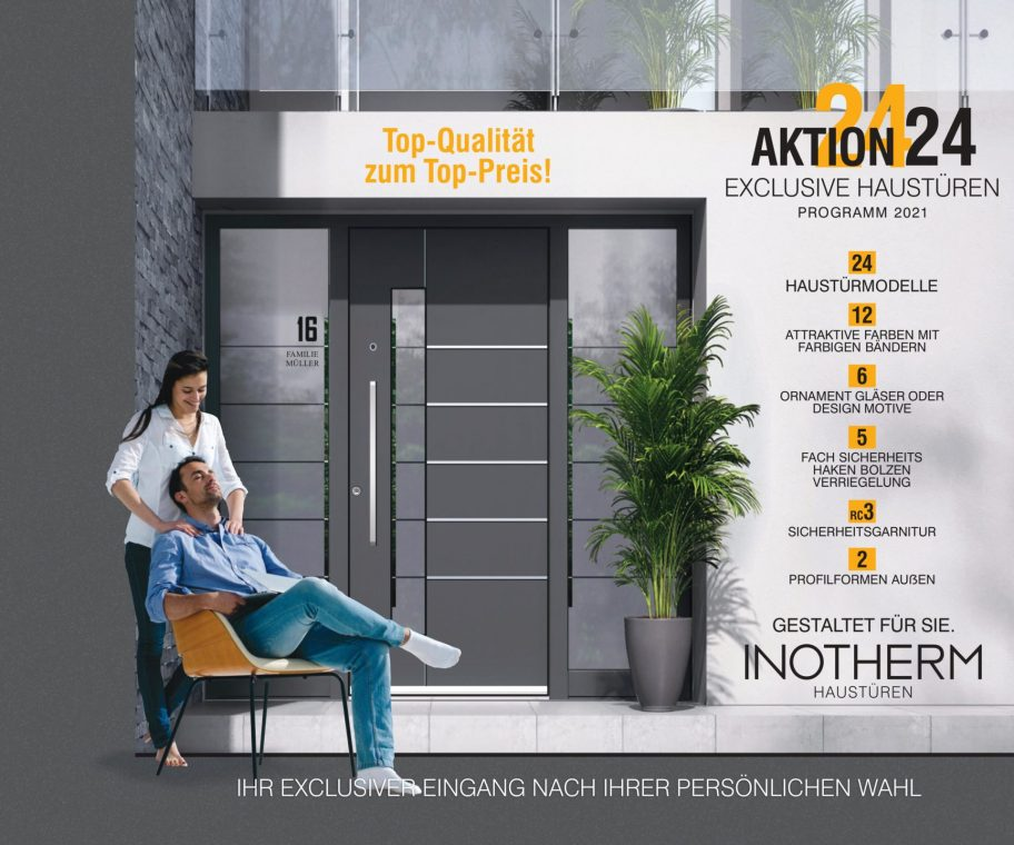 Inotherm Aktion